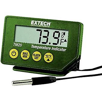 Extech TM20 Thermometer -40 up to +70 °C Sensor type K Calibrated to: Manufacturer's standards (no certificate)