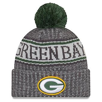 New era NFL sideline graphite Cap - Green Bay Packers