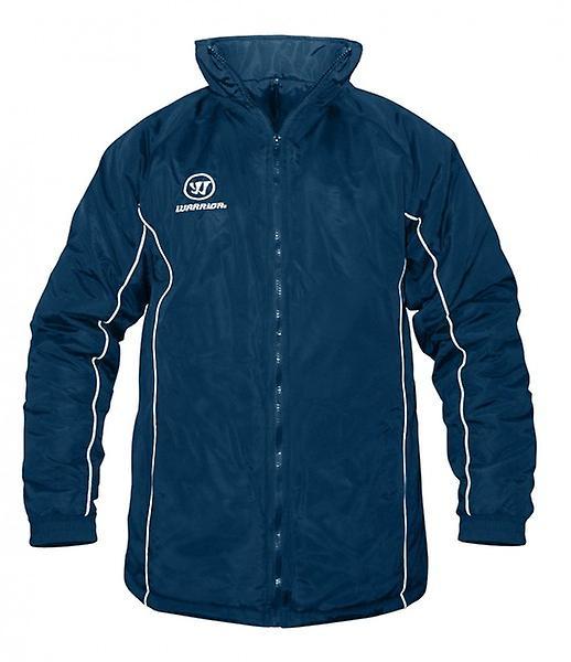 Warrior winter stadium jacket W2 navy Senior / Junior