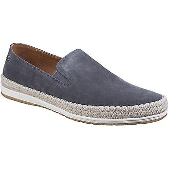 Gabicci Mens Ryder Espadrille Suede Slip On Casual Shoes