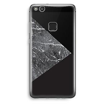 Huawei Ascend P10 Lite Transparent Case (Soft) - Marble combination