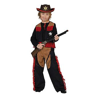 Cowboy costume set Western for children