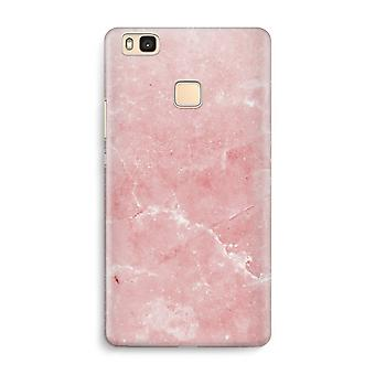 Huawei P9 Lite Full Print Case - Pink Marble