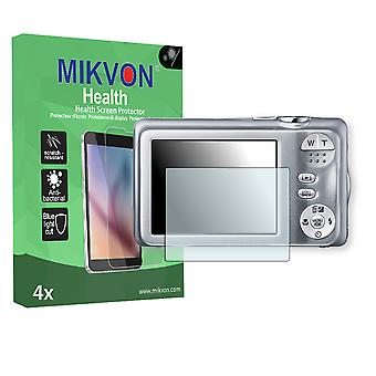 Fujifilm FinePix JX370 Screen Protector - Mikvon Health (Retail Package with accessories)