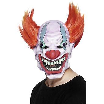 Klovn maske.  One Size