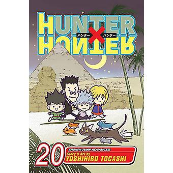 Hunter X Hunter 20 ved Yoshihiro Togashi - 9781421517872 bok