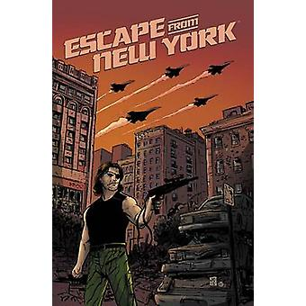 Escape from New York Vol. 3 by Christopher Sebela - 9781608862658 Book