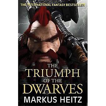 O triunfo dos anões por Markus Heitz - livro 9781784294403