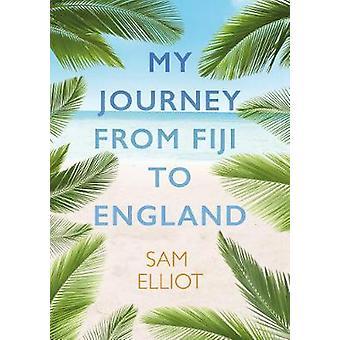 Minha viagem de Fiji para Inglaterra - livro 9781788036207