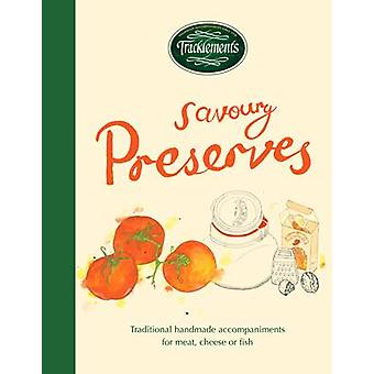 Tracklements Savoury Preserves - Traditional - Handmade Accompaniments