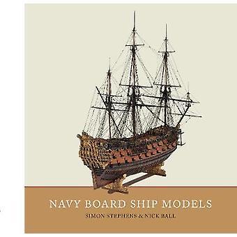 Navy Board skibsmodeller af Navy Board skibsmodeller - 9781526701114 bog