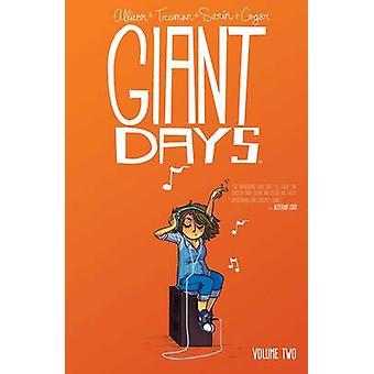 Giant dagar - Vol. 2 av John Allison - Lissa Åman - Whitney Barfoot-
