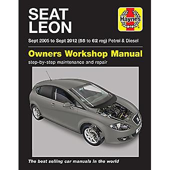 Seat Leon (Sept '05 to Sept '12) 55 to 62 reg - 9781785214080 Book