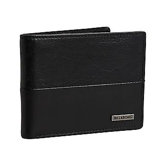 Billabong Fifty 50 ID Leather Wallet