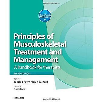 Principerna om muskuloskeletala behandling och förvaltning - volym 2: en handbok för terapeuter