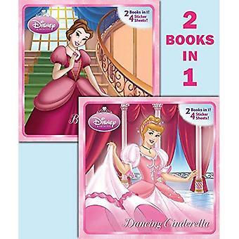 Dancing Cinderella/Belle van het bal (Pictureback(r))