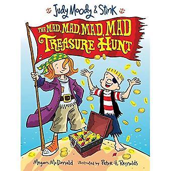 Judy Moody &; stinker: den Mad, Mad, Mad, Mad skattjakt
