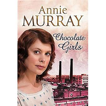 Choklad flickor
