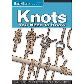 You Need to Know (handige Boater) knopen