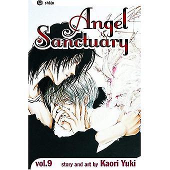 Angel Sanctuary: Volume 9 (Angel Sanctuary)