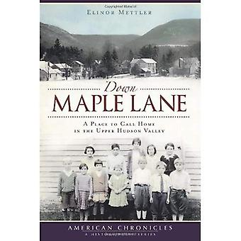 Down Maple Lane: A Place to Call Home in the Upper Hudson Valley (American Chronicles (History Press))