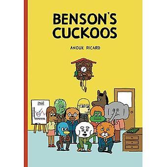 Bensons gökar