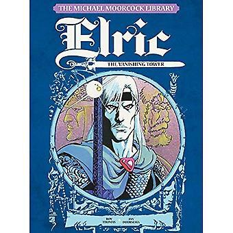 Elric, Vol.5: La torre evanescente - la biblioteca de Moorcock Michael 5 (tapa dura)