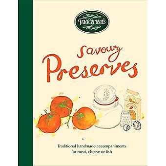 El libro de Tracklements de conservas: la guía definitiva para hacer encurtidos, salsas picantes, condimentos, salsas, jaleas...
