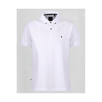 Luke 1977 Billiams Polo Shirt In White