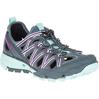 Merrell Womens Choprock Open Mesh Walking Shoe Shandals