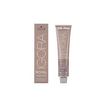 IGORA ROYAL ABSOLUTES Antiage Farbe Creme 4-60