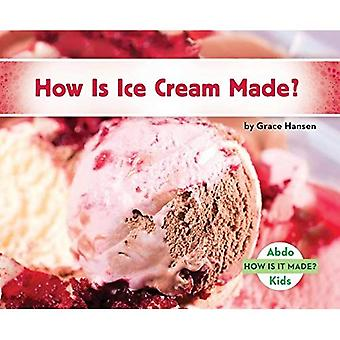 How Is Ice Cream Made? (How Is It Made?)