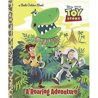 A Roaring Adventure by Kristen L Depken - Josh L Holtsclaw - 97807364