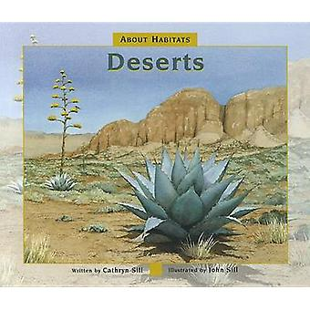 Deserts by Cathryn Sill - John Sill - 9781561456413 Book
