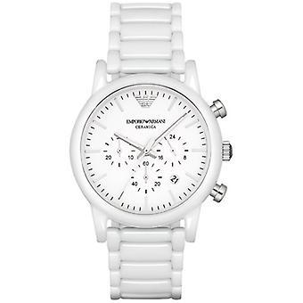Emporio Armani Men's cronógrafo reloj Ar1499