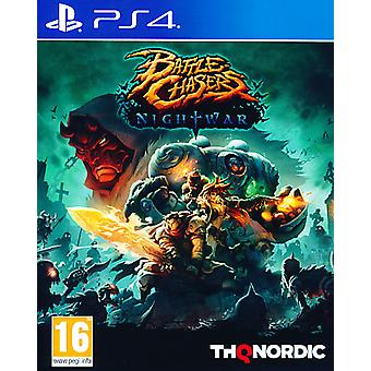 Battle Chasers Nightwar - Playstation 4