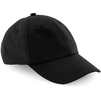 Beechfield - Casquette de baseball extérieure à 6 panneaux - Chapeau