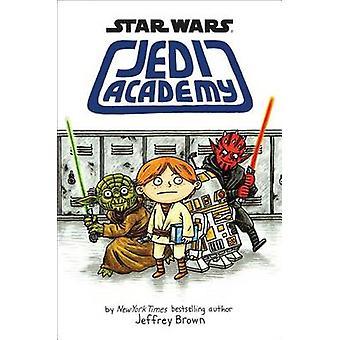 Jedi Academy by Jeffrey Brown - 9780545505178 Book
