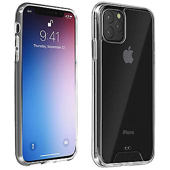 Cristal Series case, hybrid backcover for Apple iPhone 11 Pro Max - Ultra clear