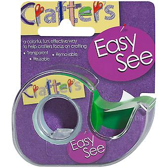 Crafter's Easy See Removable Craft Tape .5