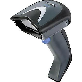 Barcode scanner DataLogic Gryphon I GD4130 Linear imager Black Hand-held USB
