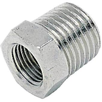 Reducer ICH 20801 Internal thread 1/8 External thread R1/8