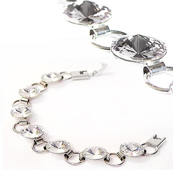 Bracelet with Swarovski crystals BMB 1.4
