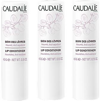 Caudalie Lip Condtioner Trio