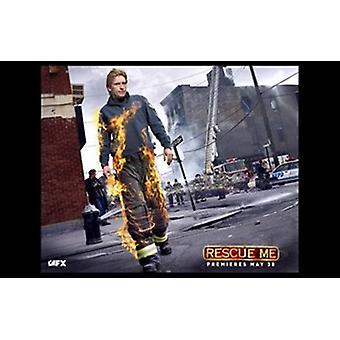 Rädda mig (TV) filmaffisch (17 x 11)