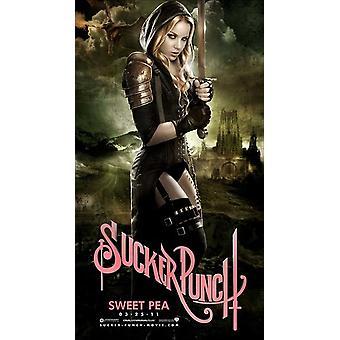 Sucker Punch Movie Poster (11 x 17)