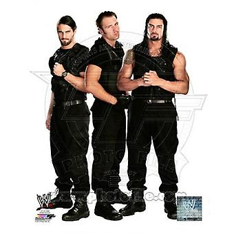 The Shield 2013 Posed Sports Photo (8 x 10)