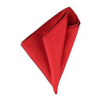 Frédéric Thomass handkerchief basic handkerchief Grand towel red Pochette silk