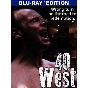 40 import USA Ouest [Blu-ray]
