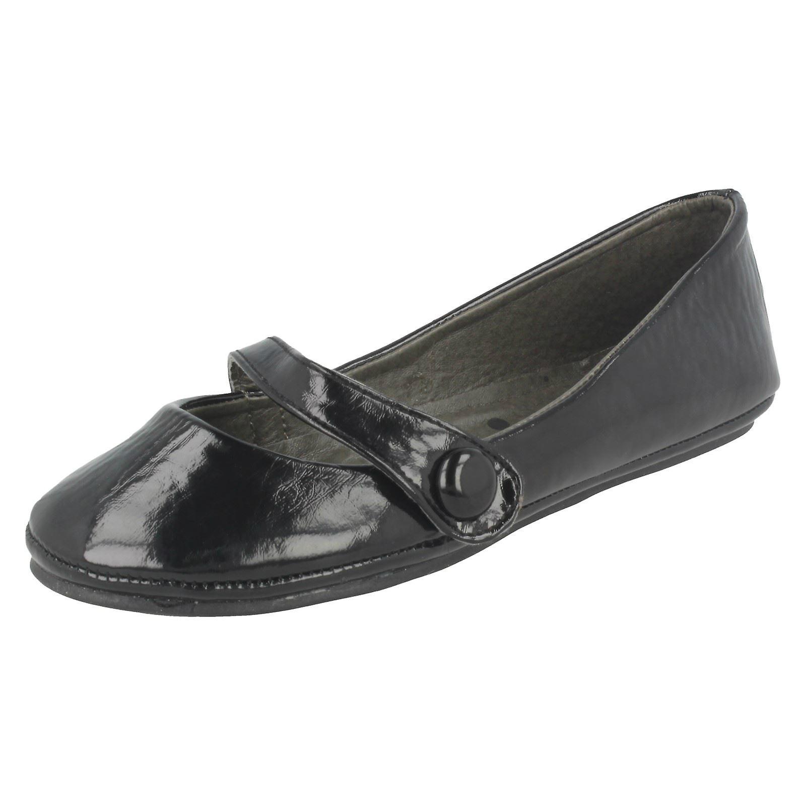 Ragazze Spot su ballerine piatte scarpe H2151 | Elegante e divertente  | Uomini/Donna Scarpa